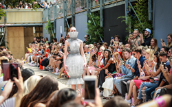 Tickets für die Mercedes-Benz Fashion Week 2020